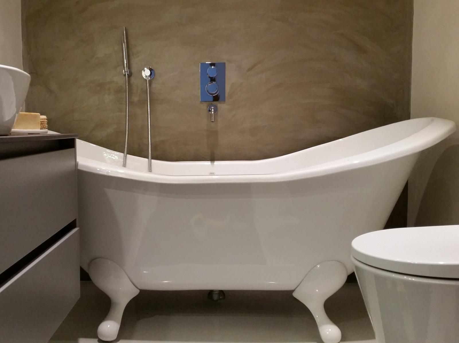 Interni provenzali - Resina per bagno ...