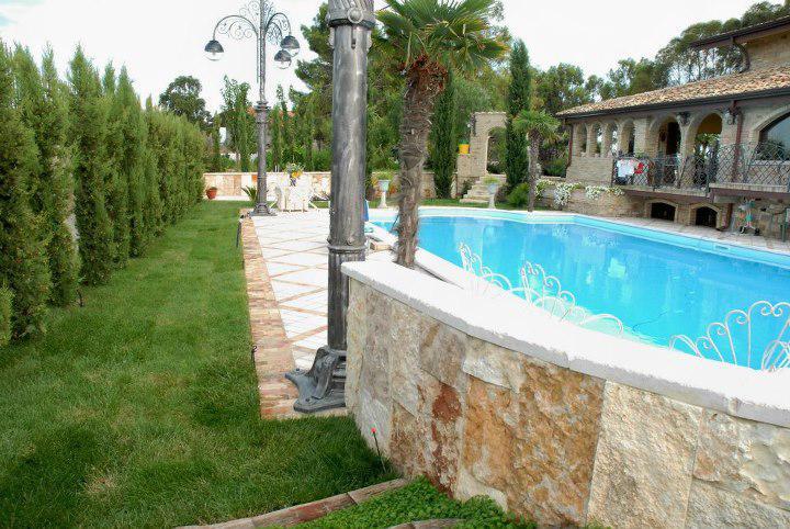 Piscine di lusso - Foto di piscine interrate ...