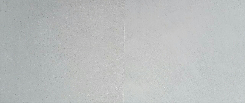 Resina per pareti bagno cucina e doccia - Bianco per muri interni ...